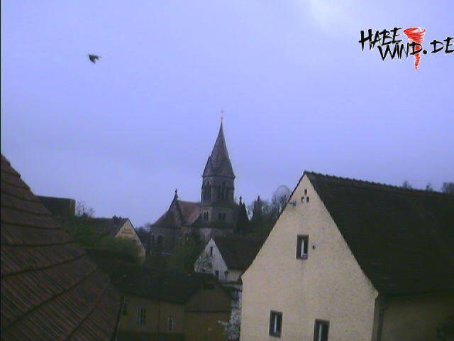 Neuendettelsau 4.5.2013 um 8:22 Uhr