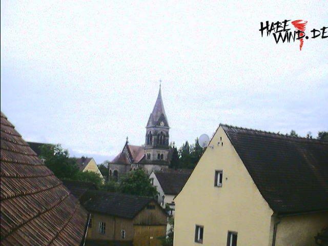 Neuendettelsau 3.6.2013 um 7:02 Uhr