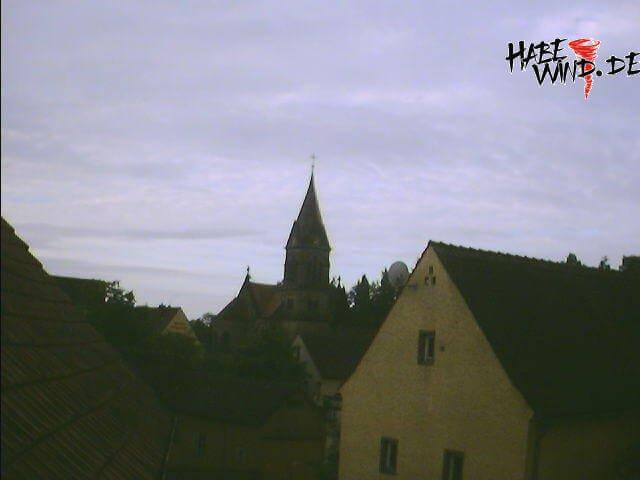 Neuendettelsau 4.6.2013 um 7:33 Uhr