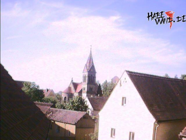Neuendettelsau 5.6.2013 um 8:44 Uhr