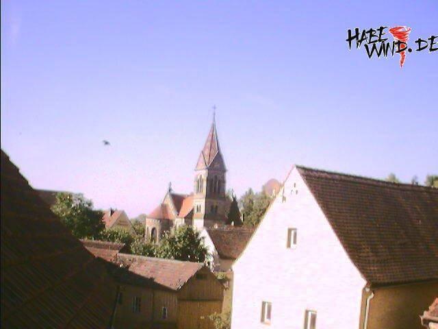 Neuendettelsau 7.6.2013 um 8:18 Uhr