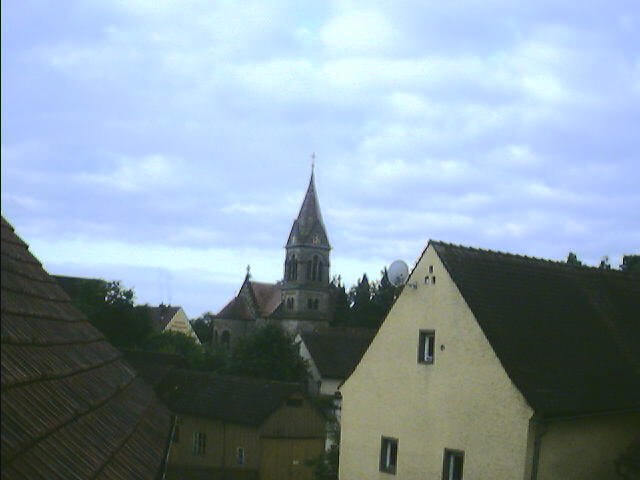 Bechhofen bei Neuendettelsau 30.6.2013 um 06:58 Uhr