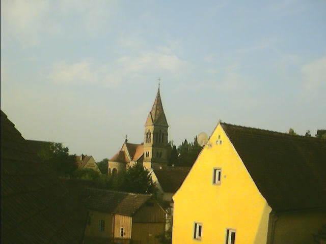 Neuendettelsau 6.7.2013 um 7:11
