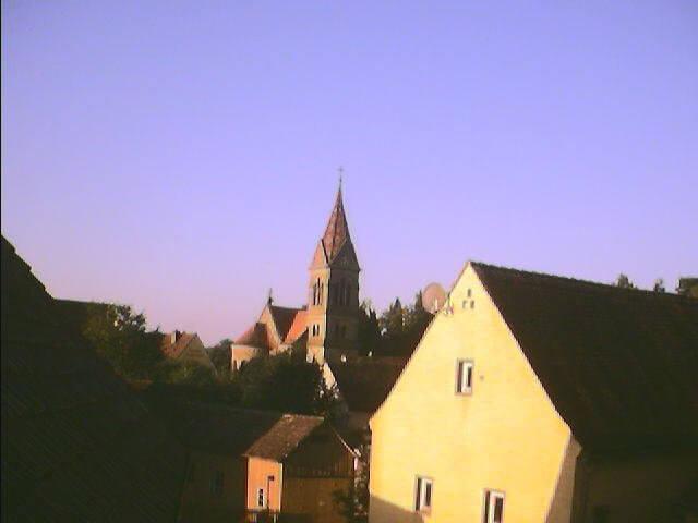 Neuendettelsau 5.8.2013 um 7:00 Uhr