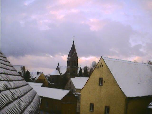 Neuendettelsau 6.12.2013 um 8:23 Uhr