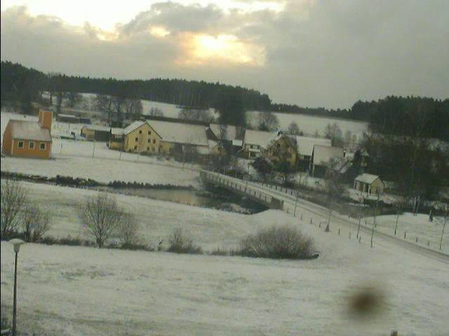 Bechhofen bei Neuendettelsau 6.12.2013 um 8:24 Uhr