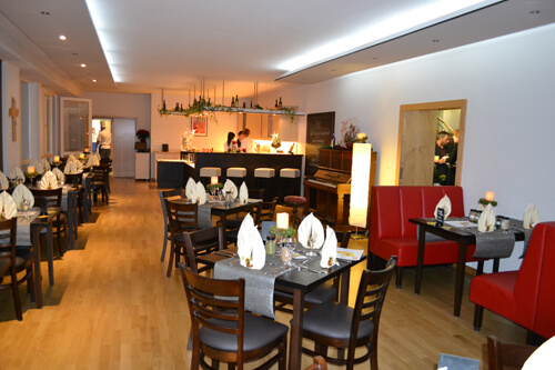 a Restaurant-Eröffnung Dialog-Hotel 005
