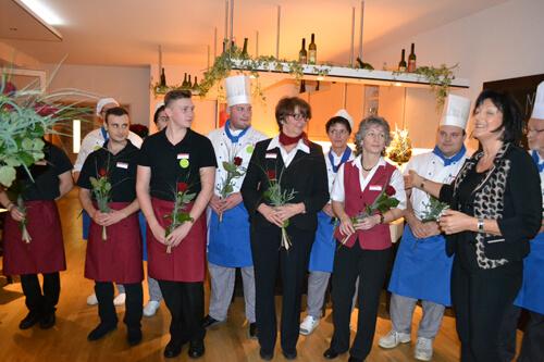 a Restaurant-Eröffnung Dialog-Hotel 034