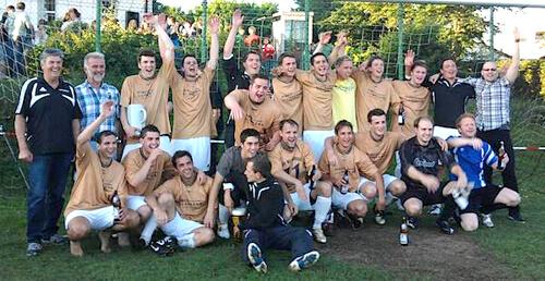 a Aufstieg in die Kreisliga, 2010