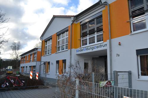 a Sachsen - Krippenanbau Einweihung 037